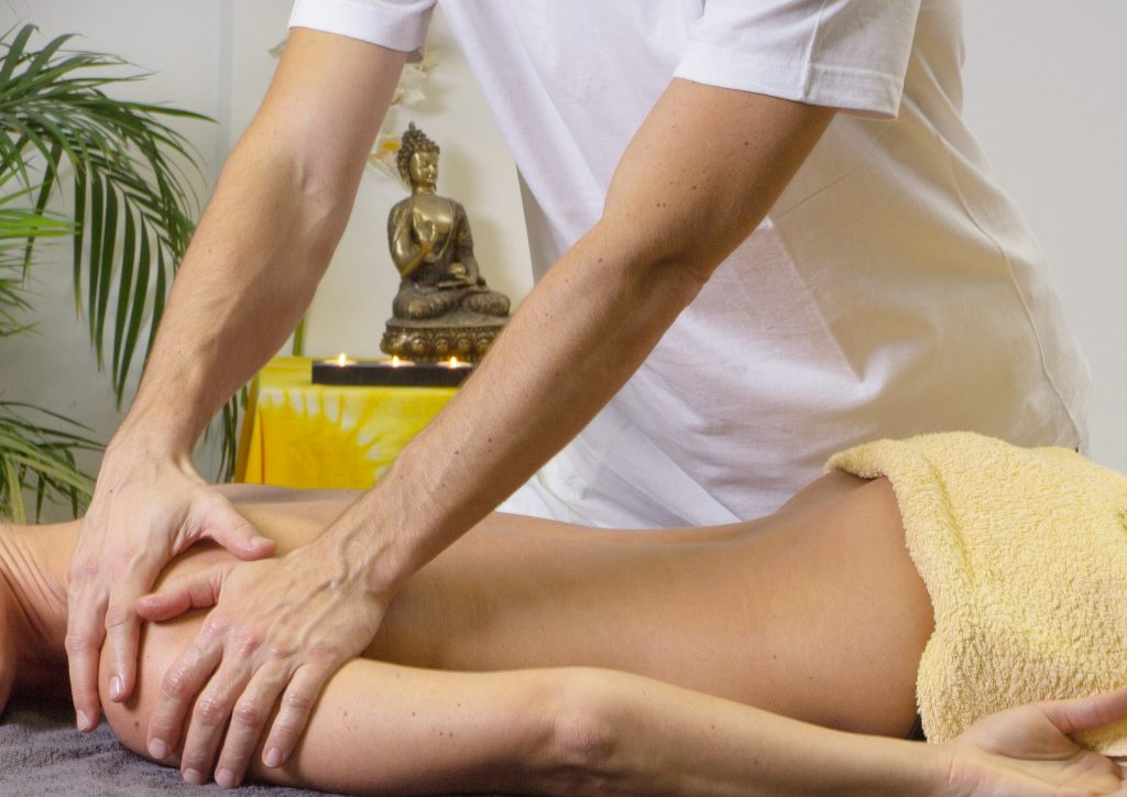 Klassische Massage Rückenmassage Ganzkörpermassage in Wr. Neustadt, Neunkirchen, Baden, Eisenstadt, Mattersburg